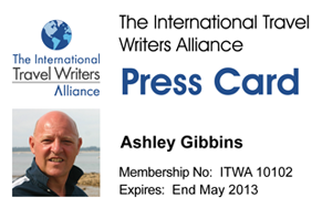 The Alliance Press Card